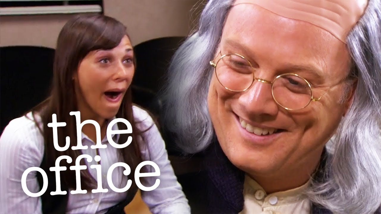 Sexy Ben Franklin - The Office US