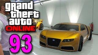grand theft auto 5 multiplayer part 93 secret gold paint color gta online let s play