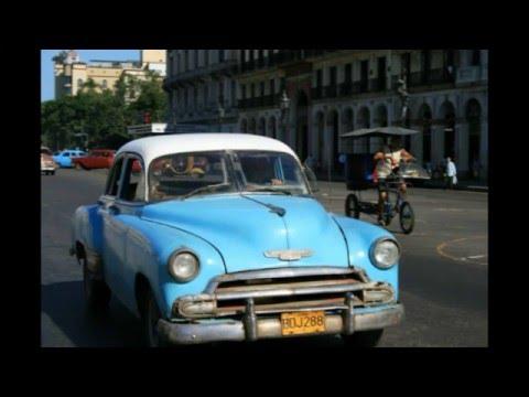Voyage à Cuba - La Havane (Montage vidéo)