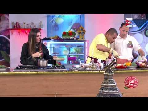 برنس الطبخ -  طريقة عمل ملوخية البرنس  - 18:20-2017 / 6 / 24