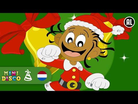 Jingle Bells | Kerstliedjes | Kinderliedjes | Minidisco
