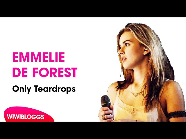 Eurovision's Greatest Hits: Emmelie De Forest - Only Teardrops (review) | wiwibloggs