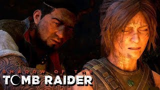 Shadow of the Tomb Raider Gameplay German - Jaguar Angriff 2.0