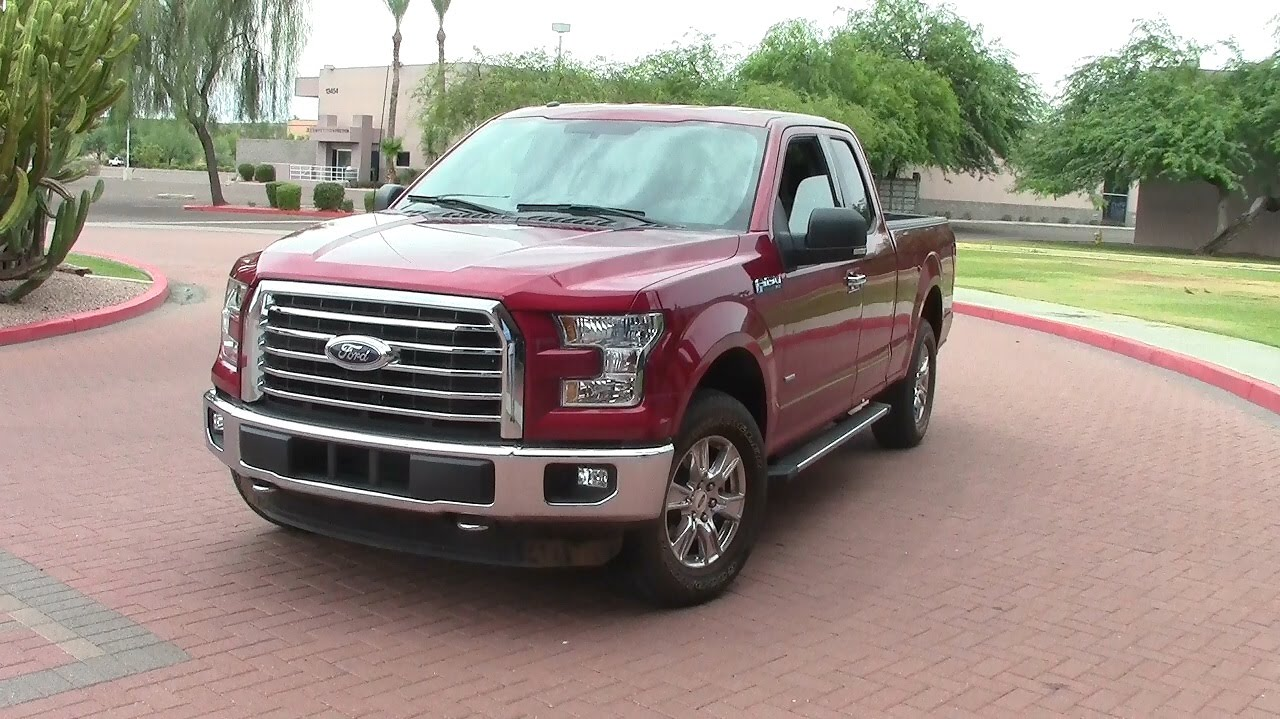 2015 ford f 150 2 7l ecoboost performance and gas mileage youtube. Black Bedroom Furniture Sets. Home Design Ideas