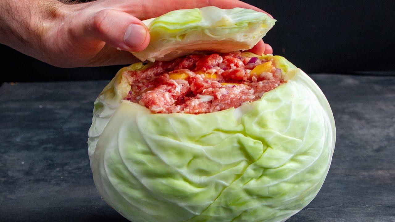 Nadziej kapustę mięsem z ziemniakami i goście poproszą o dodatkową porcję! | Cookrate - Polska