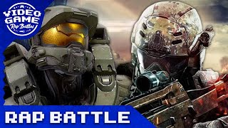 Halo 5 vs. Call of Duty Black Ops 3 - Video Game Rap Battle (VGRB + JT Machinima)