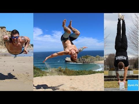 Explosive Workout Motivation Jay Maryniak 2017 Gymlife