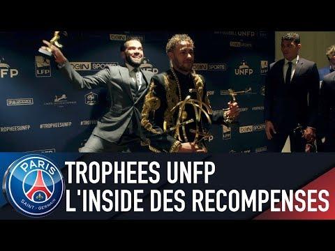 🏅🏆 Trophées UNFP L'inside des récompenses Neymar Jr Mbappe Alves