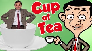 Cup of Tea | NEW Song! | Mr Bean Comedy