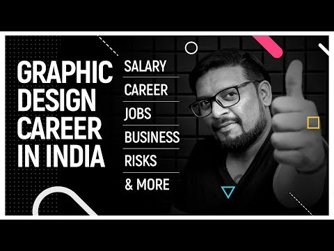 Graphic Design Career In India 2019 Career Guidance By Om thumbnail