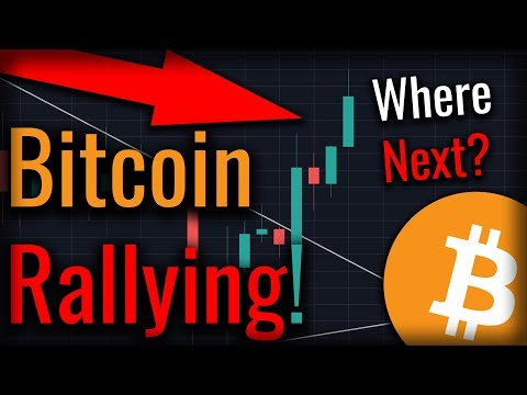 Bitcoin Is Rallying! How Far Will Bitcoin Go?