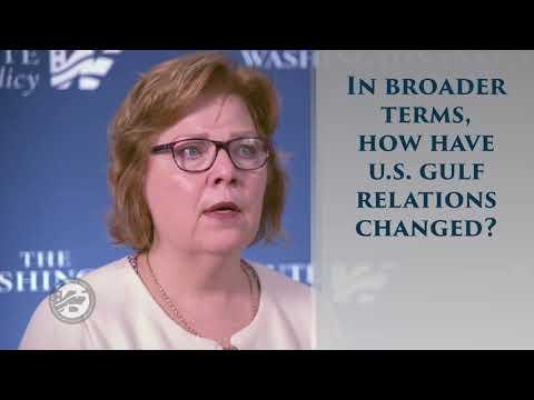 Meet the Scholar: Ambassador Barbara Leaf
