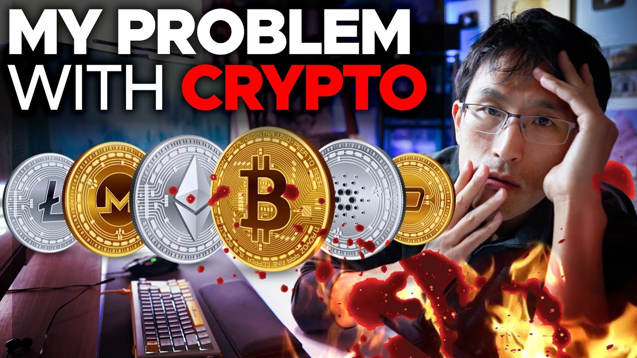 MY PROBLEM WITH CRYPTO (as a millionaire).