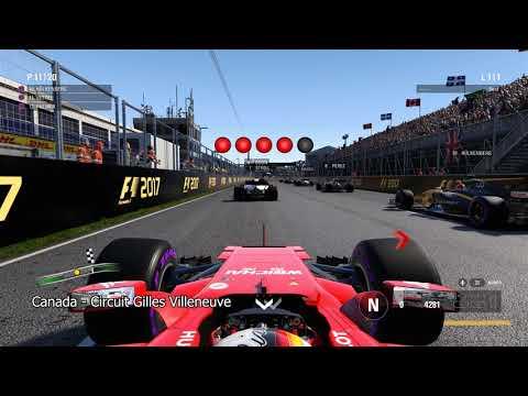 F1 2017 Onboard - All 20 Grand Prix tracks
