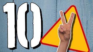 10 gestów, na które TRZEBA UWAŻAĆ [TOPOWA DYCHA]