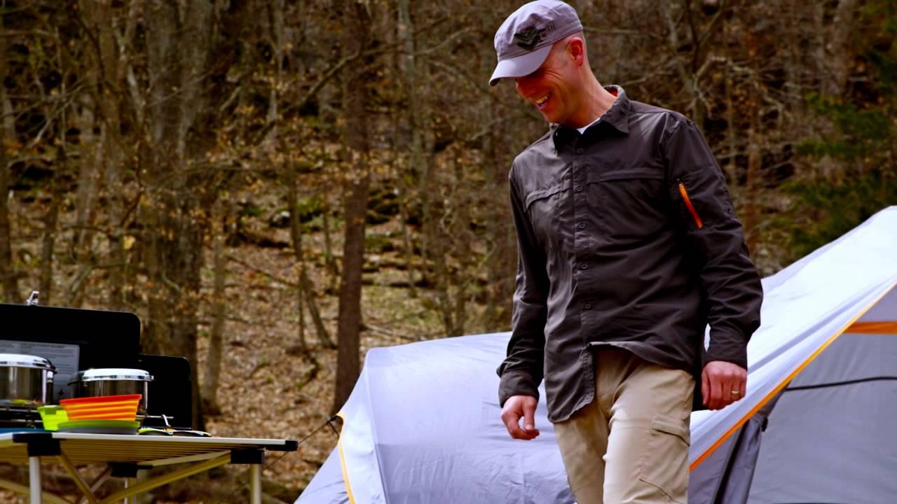 & Bear Grylls Tents - YouTube