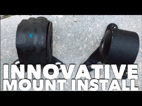 Innovative Engine Mount Install/Review