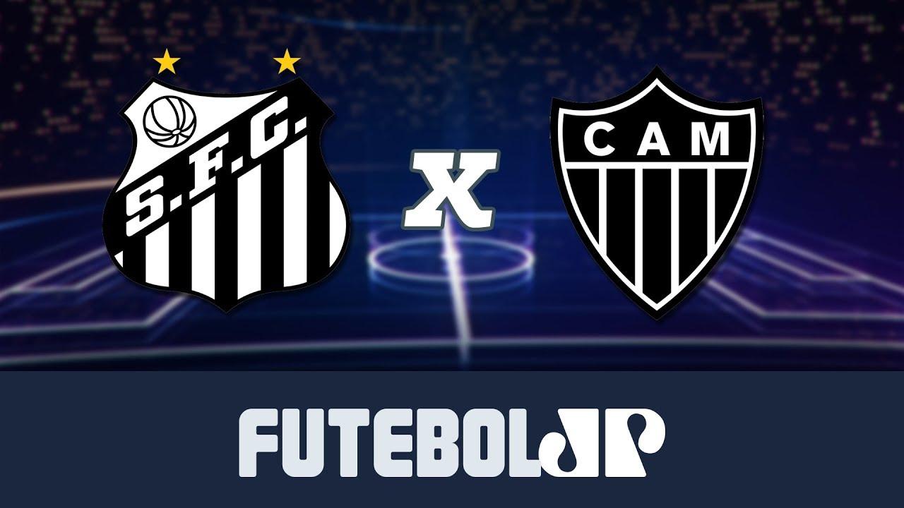Santos 1 X 2 Atletico Mg 06 06 19 Copa Do Brasil Youtube