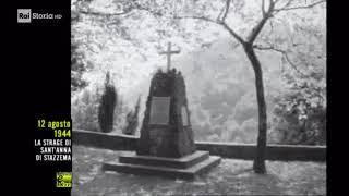 §.1/- Eccidio o strage di Sant'Anna di Stazzema - 12 agosto 1944 - crimini della 2ª guerra mondiale