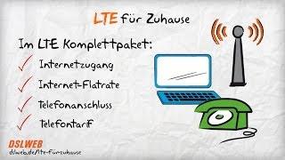 LTE für Zuhause