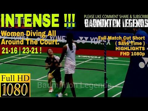 PV Sindhu INTENSE MATCH 2017 vs Saena Kawakami  BWF Yonex Badminton INDIA OPEN,World SS Championship