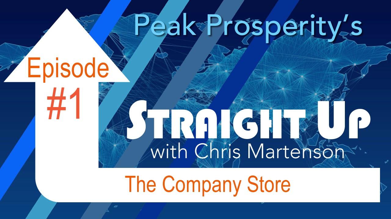 The Company Store | Peak Prosperity