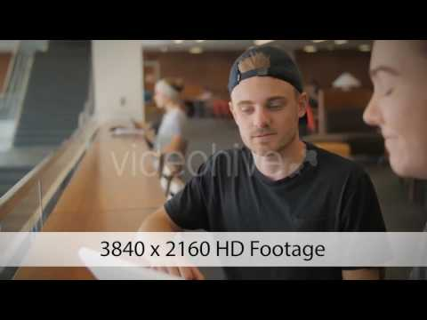 Library Couple Stock Footage and ScreenDub Bundle - After Effects template  from Videohive