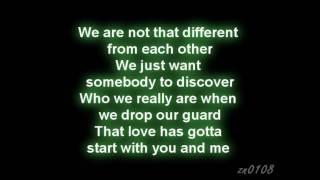 Joy Williams - We - With Lyrics