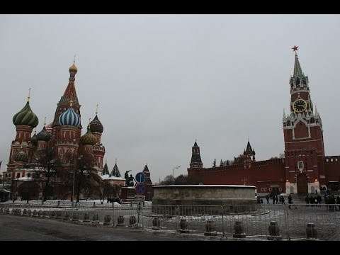 Moscow in November