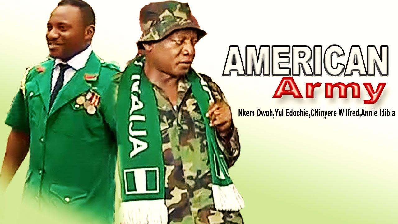 Download American Army Season 1 - Latest Nigerian Nollywood movie