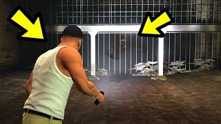 GTA 5 - I've Found Ratman!! (seriously)
