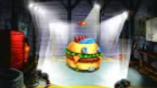 Spongebob Schwammkopf  ''Mein Block''