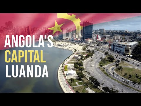 Why Angola's Capital Luanda is the Most Developed City in South Central Africa