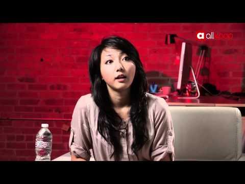 allkpop interview with Clara C
