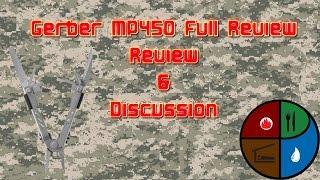 Gerber MP450 Full Review