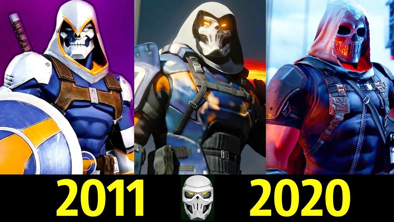 🔥 ТаскМастер - Эволюция в Играх (2011 - 2020) 💀!