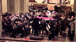 La Califfa - Filarmonica Unione San Pietro - Concerto di Natale 2013
