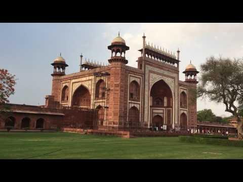 Agra to Varanasi, India - Travel Video Montage
