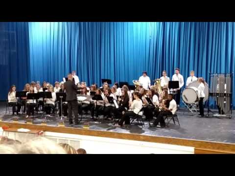 05 16 2016 Newcomerstown High School Band 05 1812 Overture