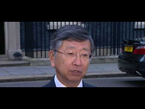 Japans Man In UK Says Losing Firms Could Not Remain