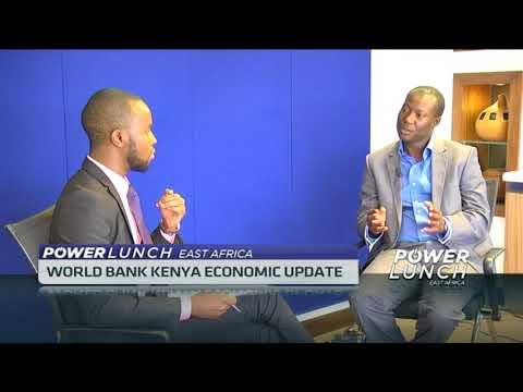 World Bank's economic outlook for Kenya