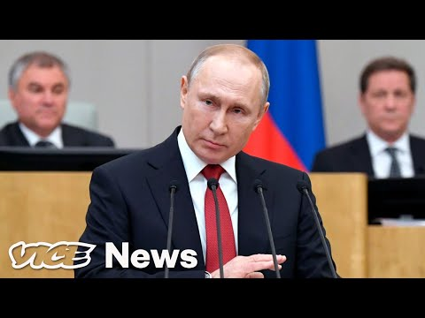 How Putin Is Using Coronavirus To Stay In Power