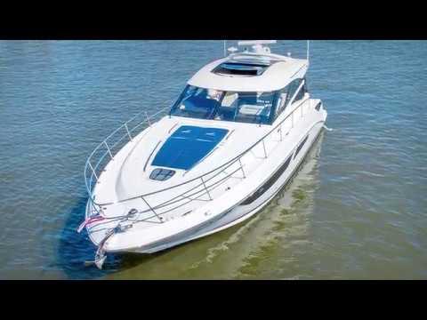 Beautiful 2015 Sea Ray 47 Sundancer For Sale At MarineMax Houston, Texas