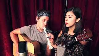 Vance Joy - Riptide (Cover) Walk Off The Earth X Daniela Andrade