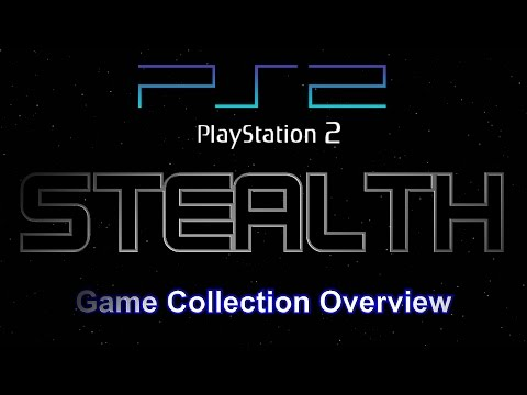 Stealth Games - PS2 Collection Overview