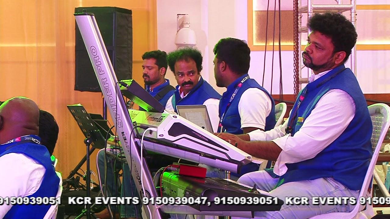Konji pesida venaam From Sethupathi For KCR EVENT ORGANIZERS By super singer SRISHA