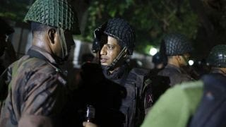 US national security team monitoring the siege in Bangladesh