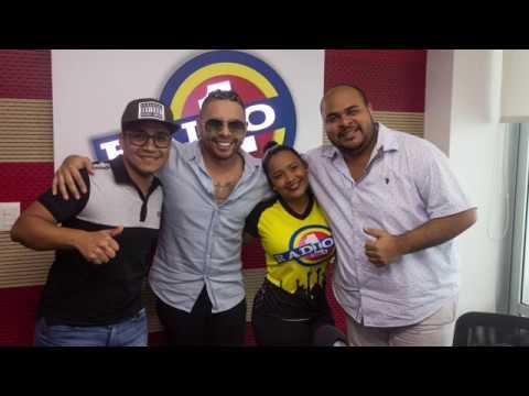 Danny Daniel con Premios Festicchampeta en Radio UNO Cartagena.