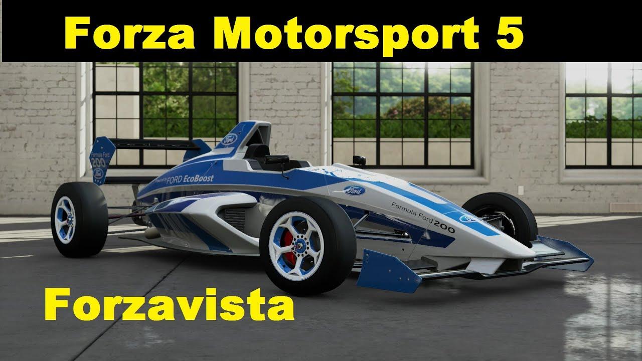 Forza 5 Forzavista Ford Formula Ford EcoBoost 200 Nurburgring