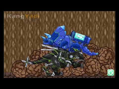 Dino Robot Transformer Apatosaurus